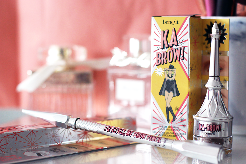 REVIEW | New Benefit Brow Products