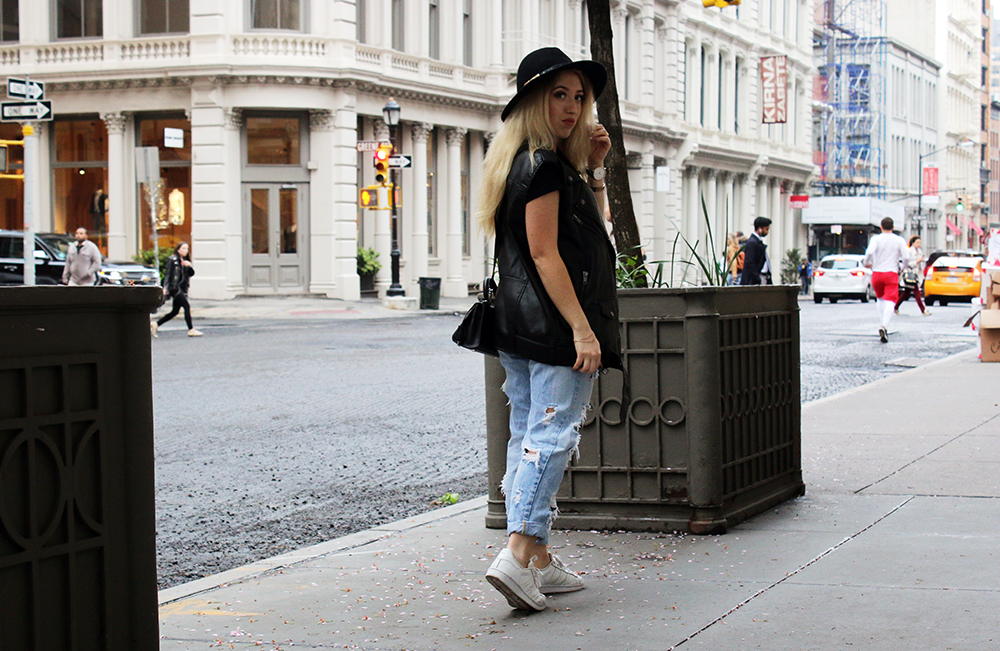 OUTFIT OF THE DAY   New York Day #1