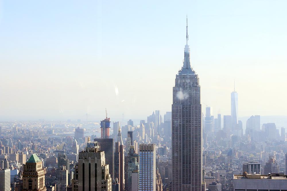 TRAVEL DIARY | New York City Hotspots
