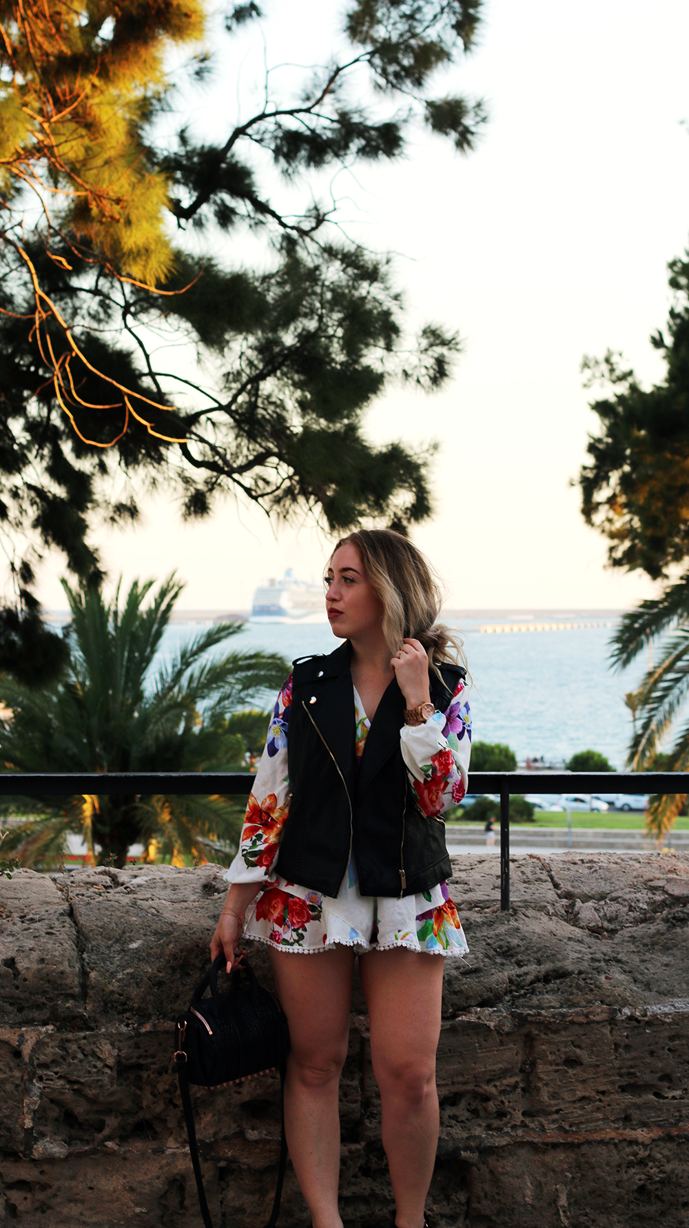 OUTFIT OF THE DAY | Last Day in Palma de Mallorca