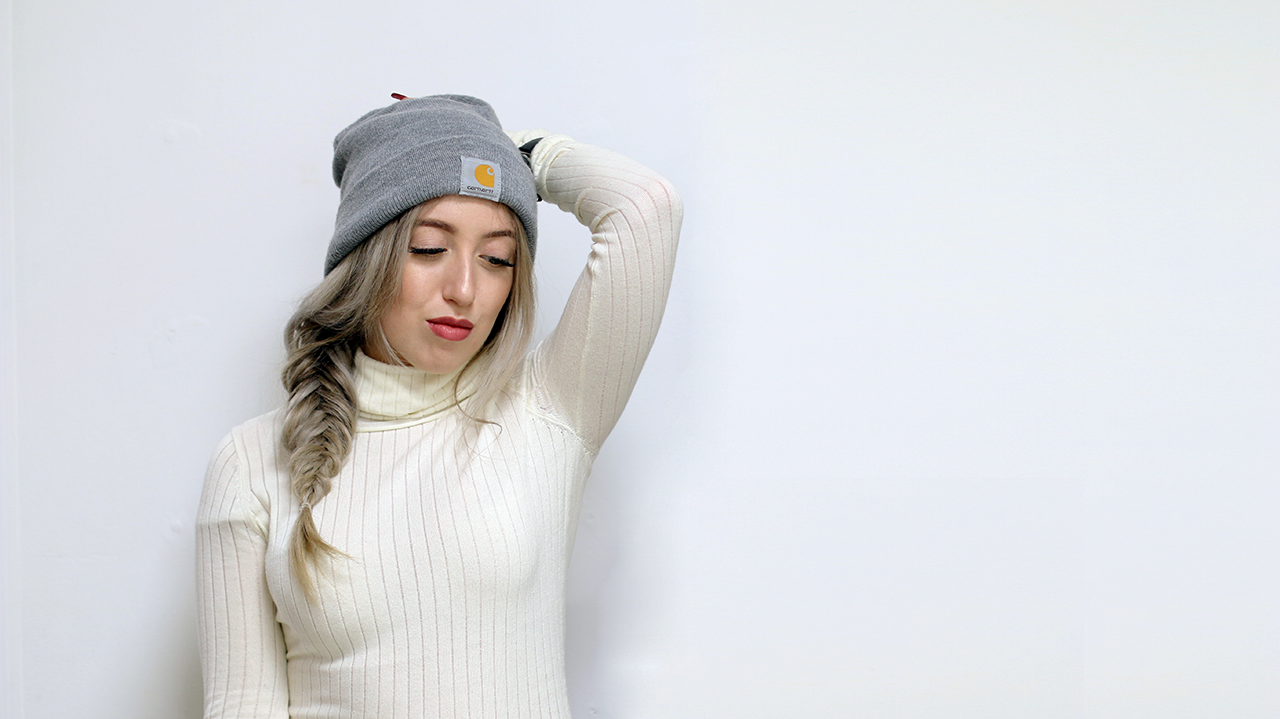 3 Hairstyles For Winter, Scarfs & Hats