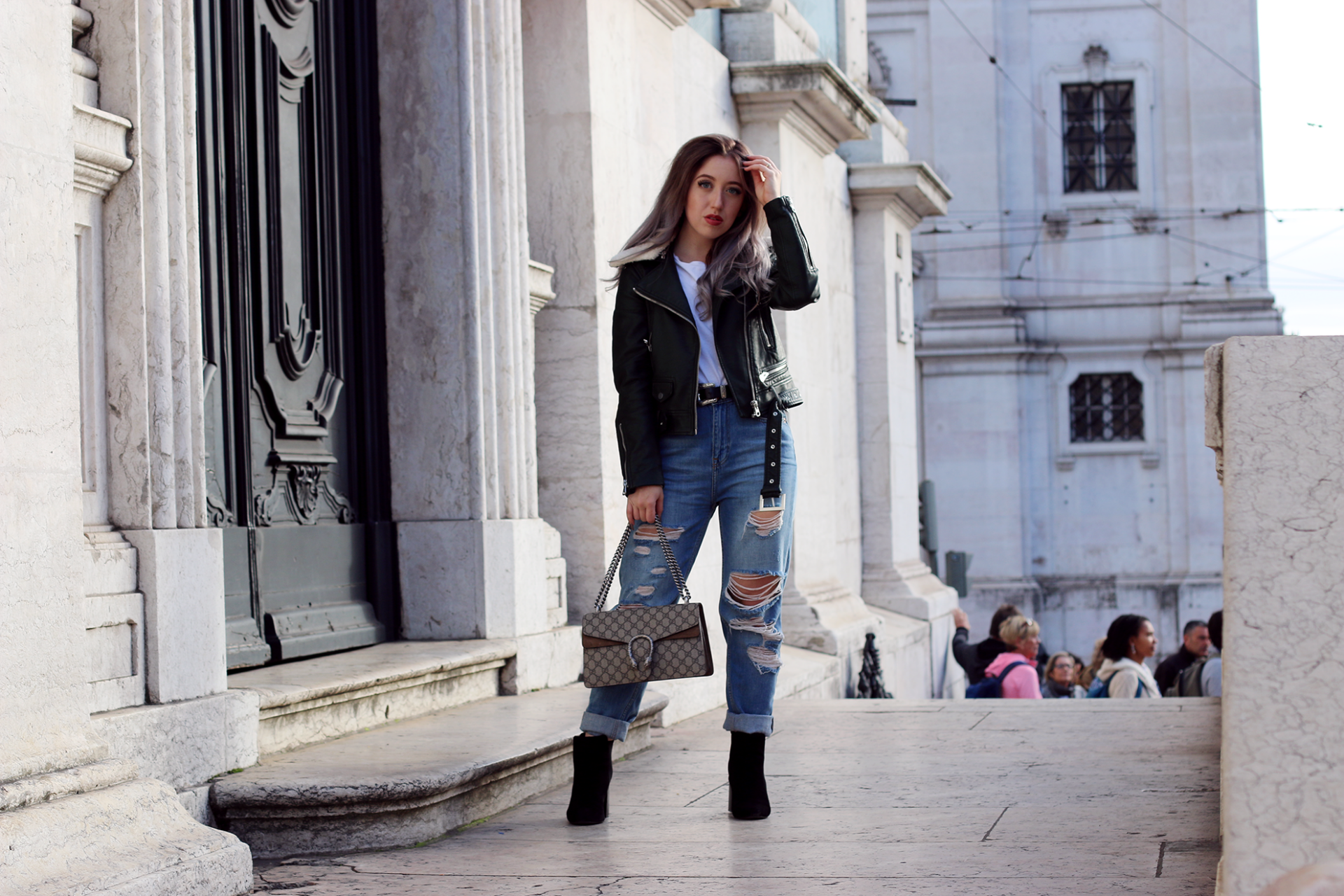 OUTFIT OF THE DAY | What I Wore In Lisbon