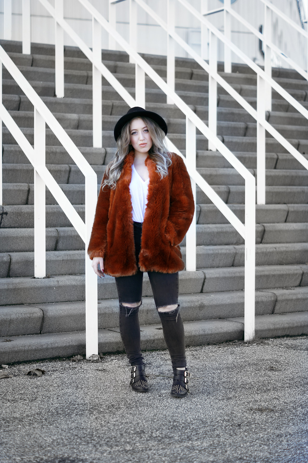 WINTER FASHION GUIDE | How To Style Faux Fur Coats
