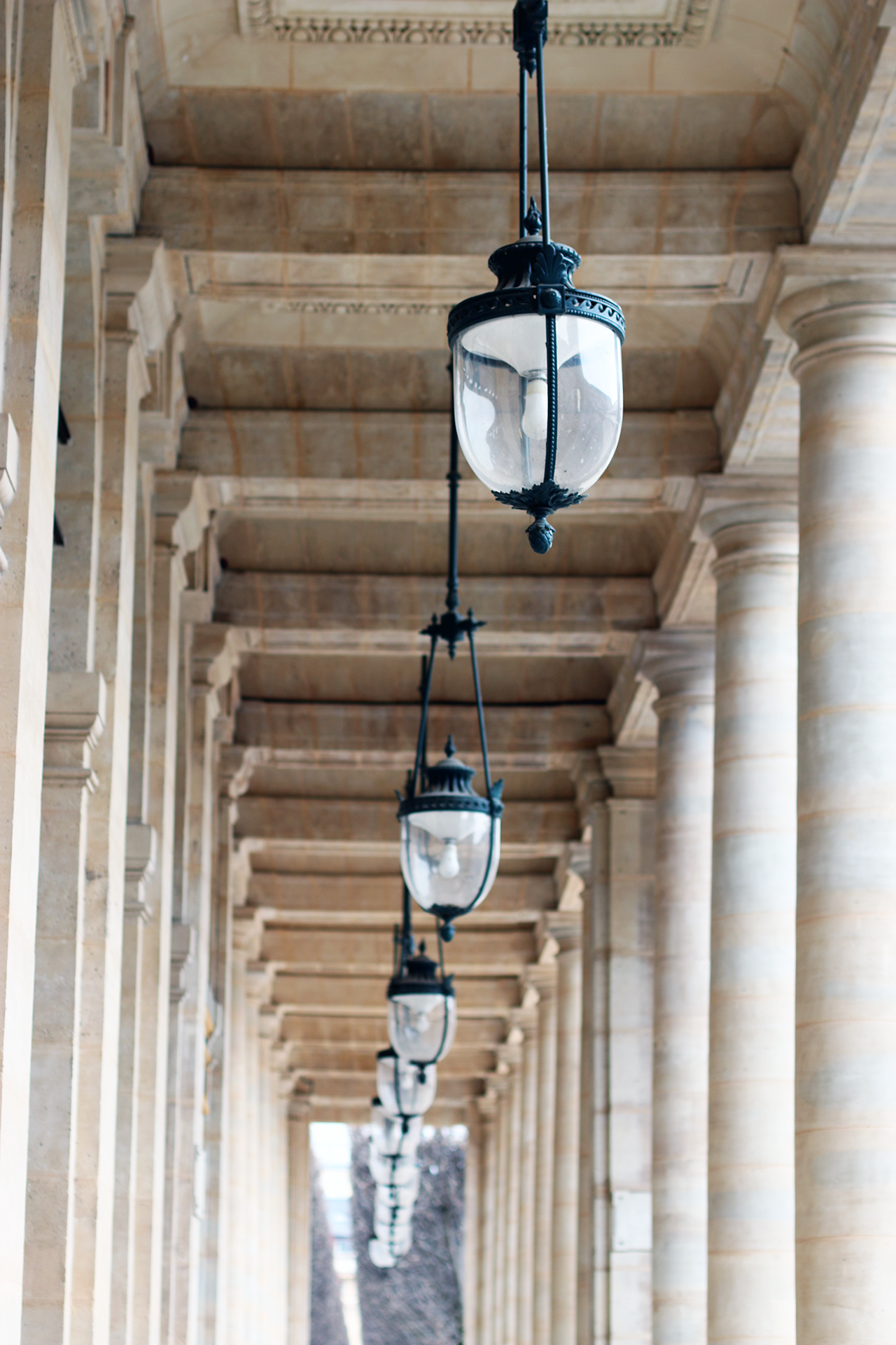 Le Palais Royal Paris