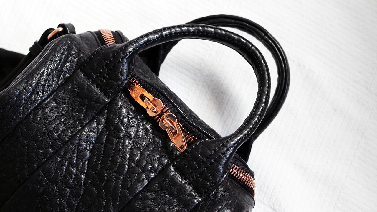 12499140bab1 Alexander Wang Mini Rockie Designer Bag - Lily Like