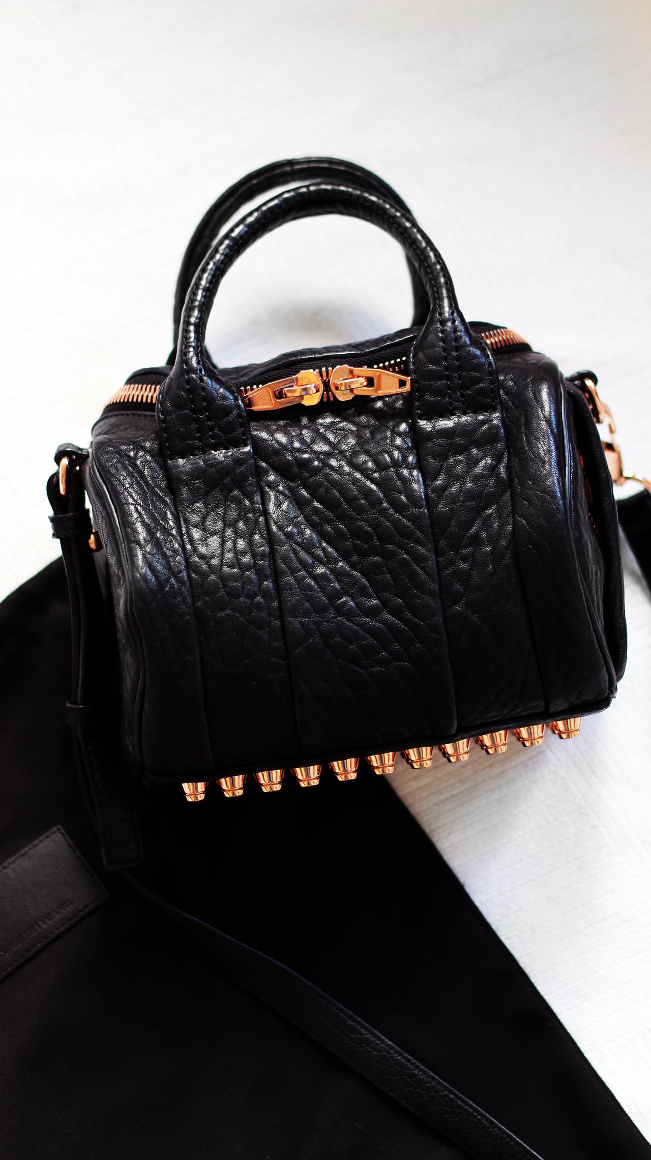 Alexander Mini Rockie Designer Bag
