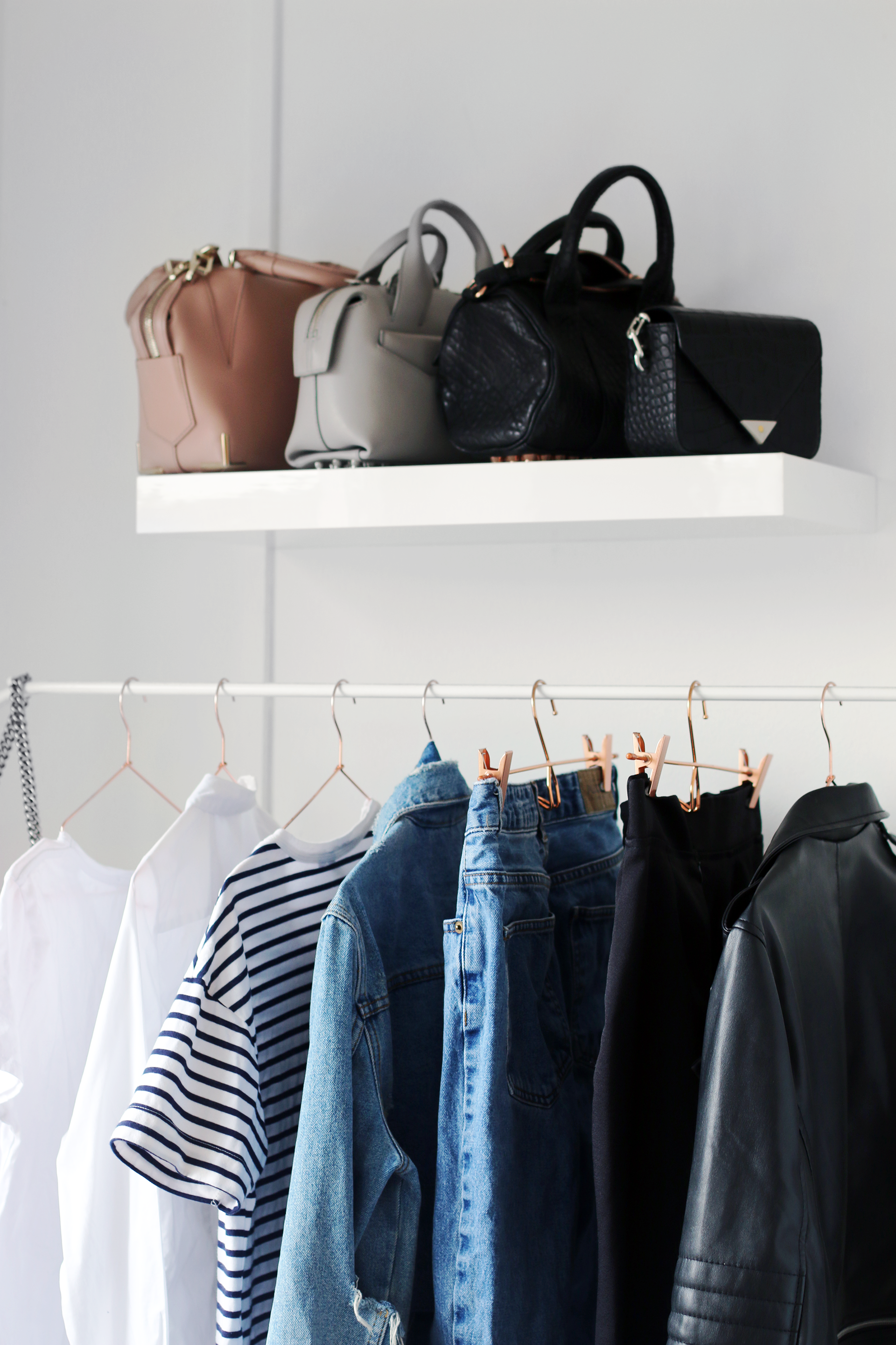 How To Build Your Capsule Wardrobe with Basics