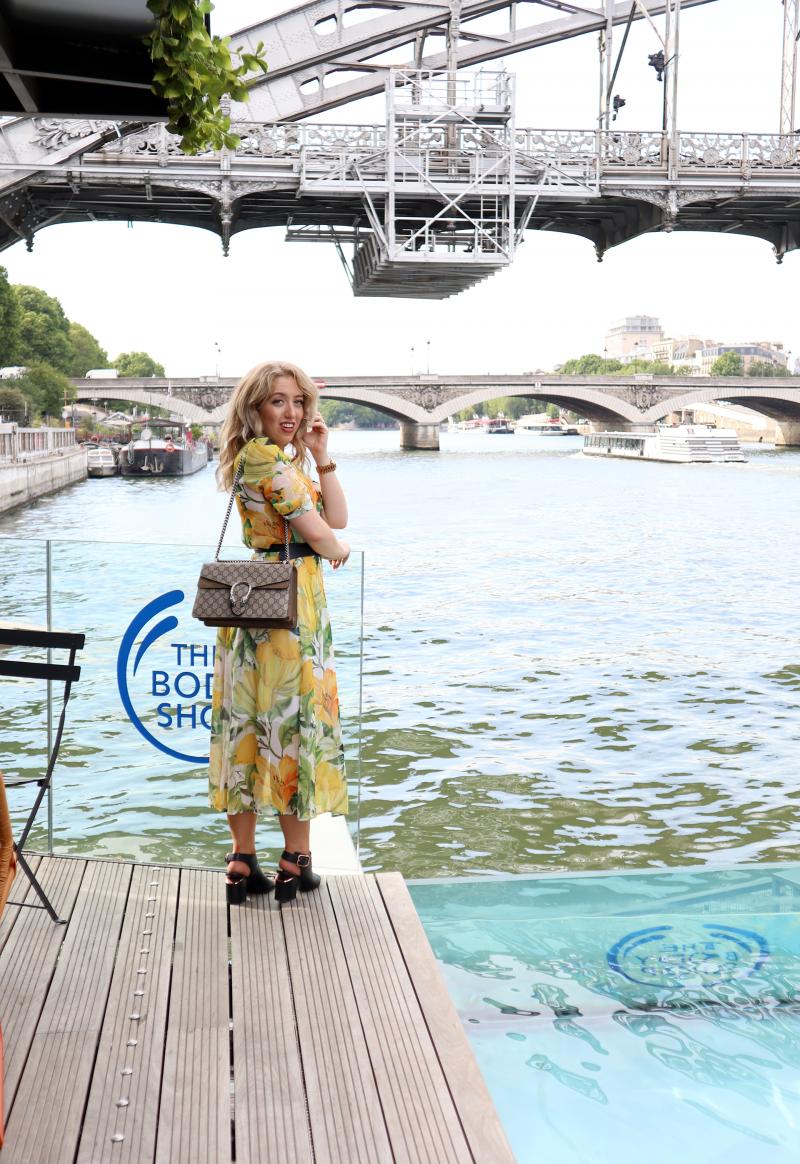 A mini trip to paris with the body shop lily like - Salon body body paris ...