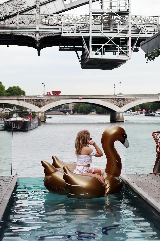 A Mini Trip To Paris With The Body Shop