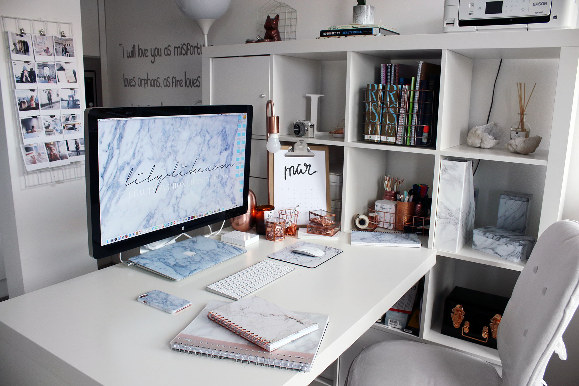 My Desk Tour