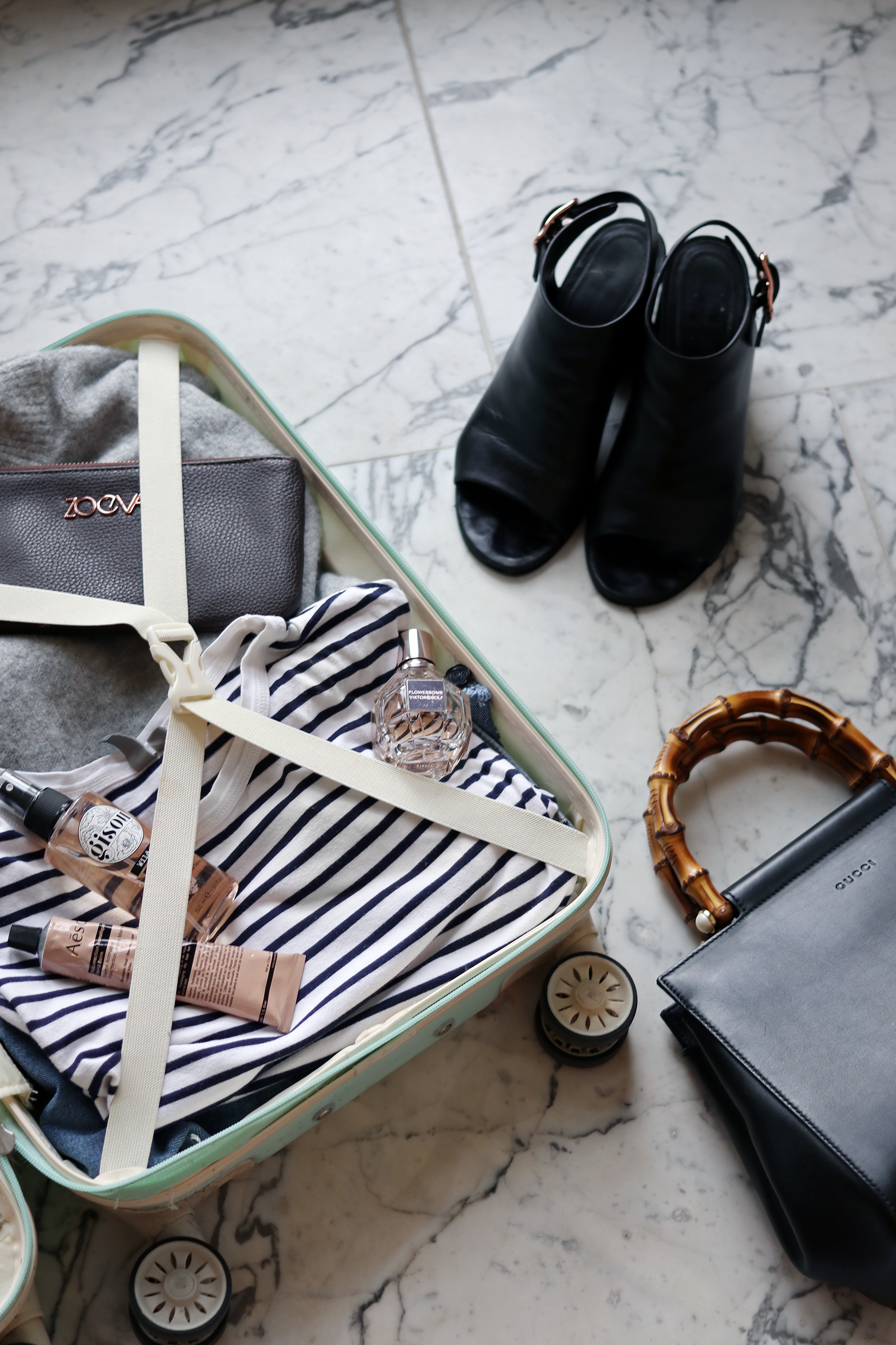 How To Pack Your Suitcase For Studying Abroad + Giveaway