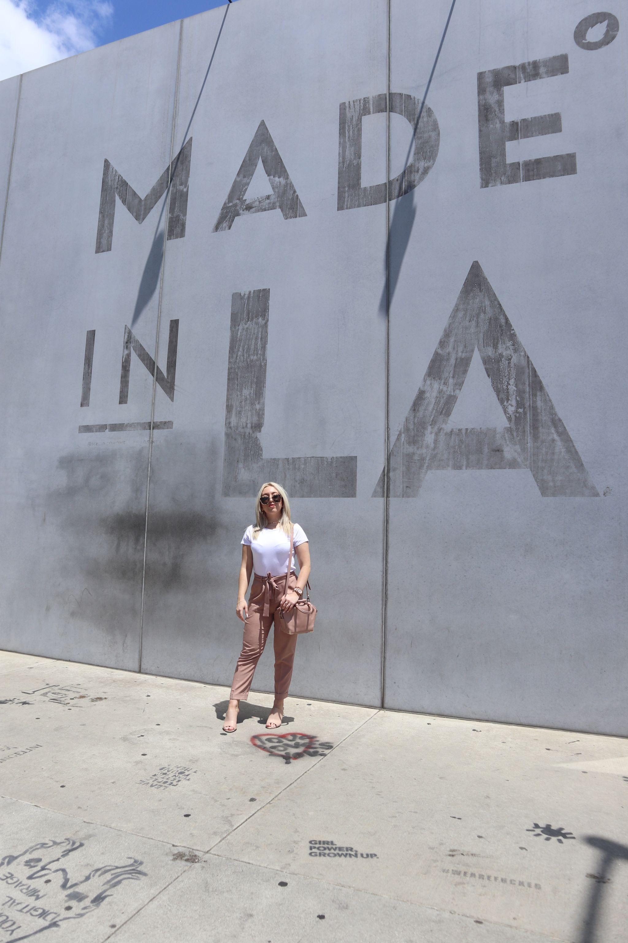 LA Instagram Hotspot Guide