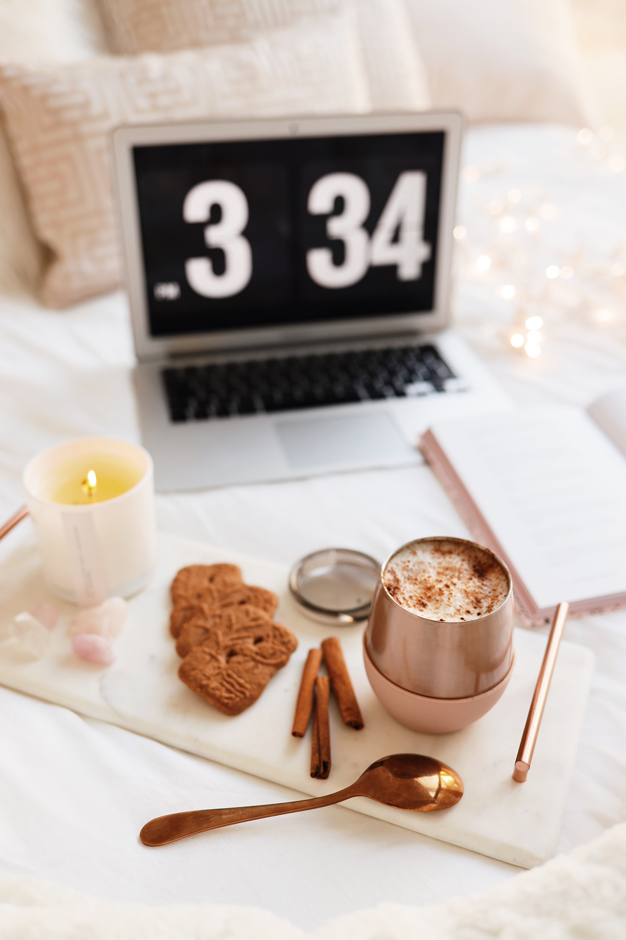 My Cosy Winter Vibes Ritual